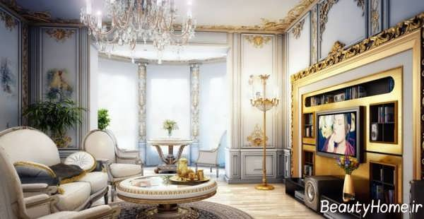 دیزاین زیبا و شیک ویکتوریایی