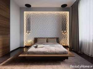 دکوراسیون داخلی اتاق خواب شیک
