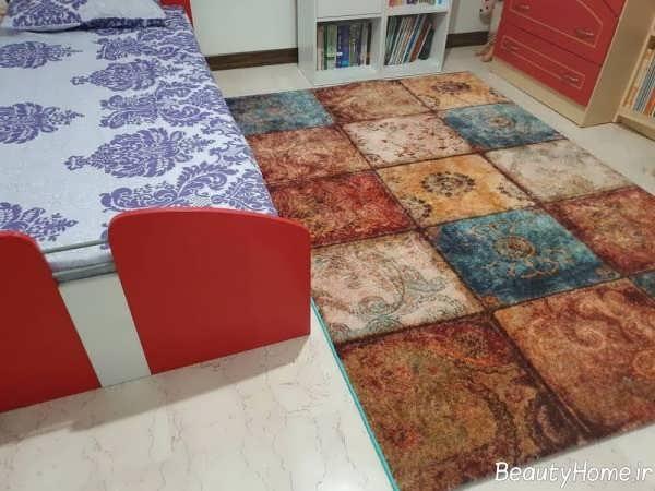 فرش اتاق خواب 1400