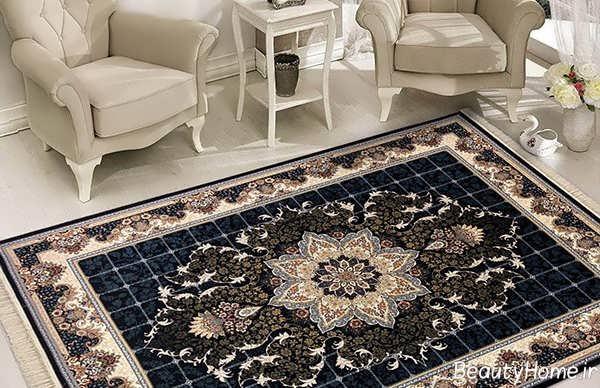 فرش شیک و طرح دار