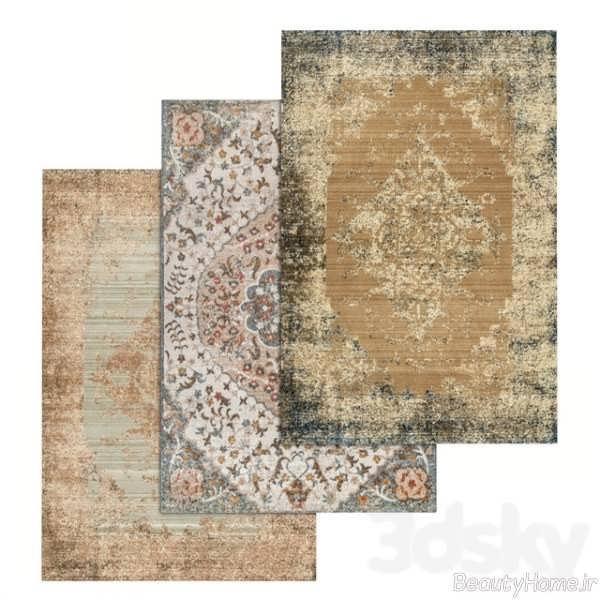 فرش زیبا و جدید