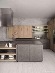 مدل کابینت شیک برای آشپزخانه