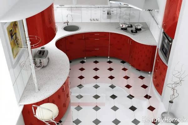 مدل کابینت مخصوص آشپزخانه