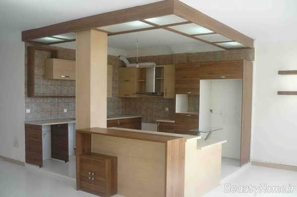 مدل آرک mdf برای آشپزخانه