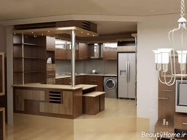مدل آرک ام دی اف آشپزخانه