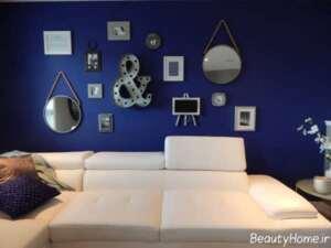 مدل تزیین دیوار منزل