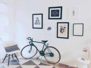 تزیین جالب و خلاقانه دیوار منزل