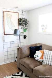 روش هایی برای پر کردن دیوارهای خالی خانه