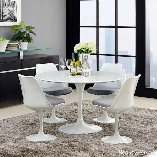 میز غذاخوری مدرن و زیبا