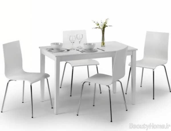 طرح میز غذاخوری