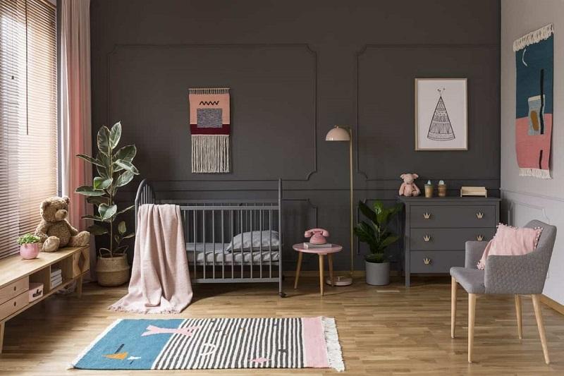 نکات فنی انتخاب و خرید تخت نوزاد