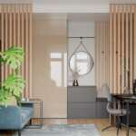 طراحی خانه 55 متری