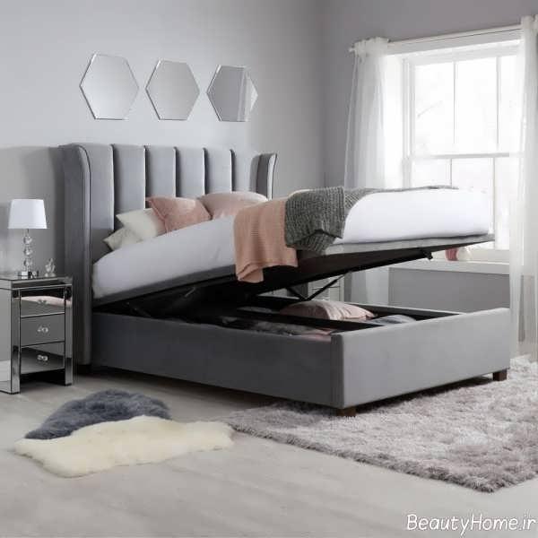 تختخواب شیک و کاربردی