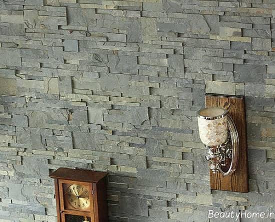 مدل های طراحی منزل با سنگ