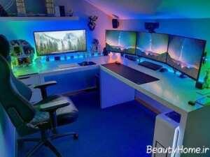 نورپردازی برای اتاق بازی