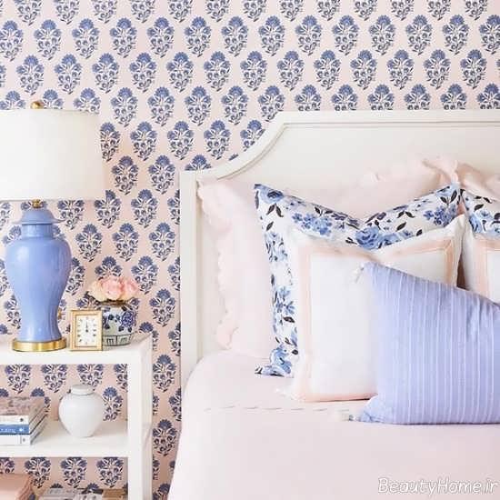 مدل کاغذ دیواری 2021 برای اتاق خواب