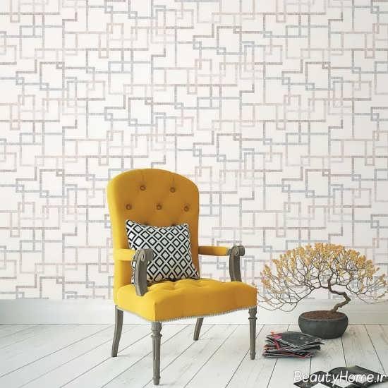 کاغذ دیواری شیک و زیبا
