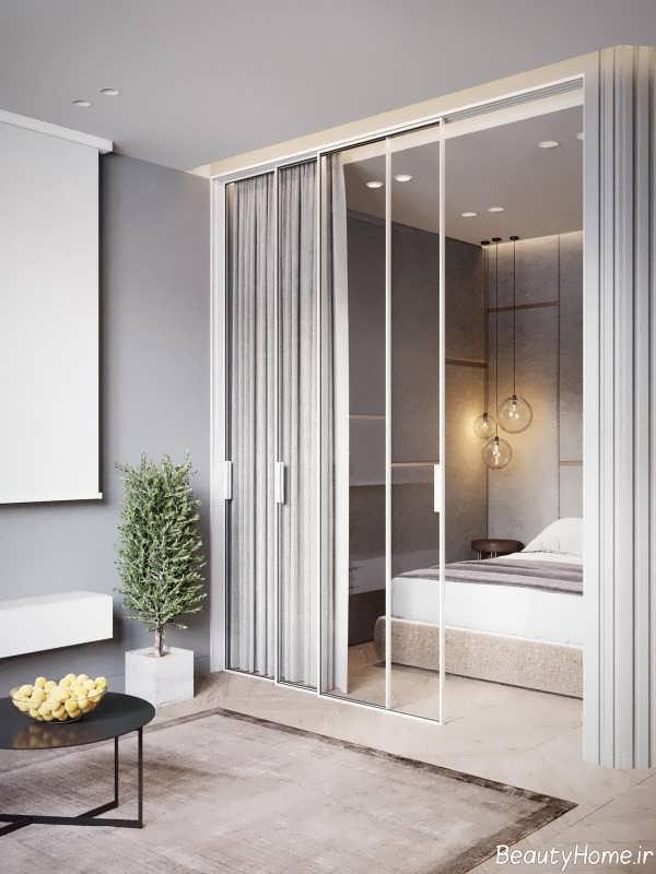 طراحی داخلی منزل 60 متری