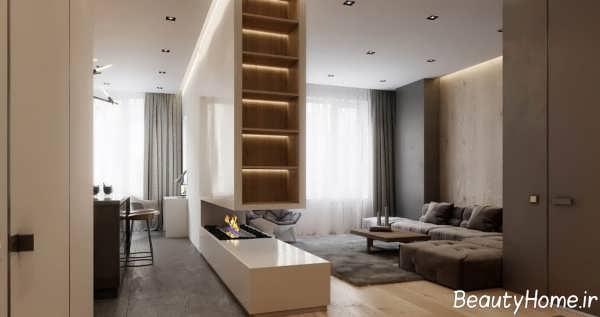 دیزاین خانه 60 متری