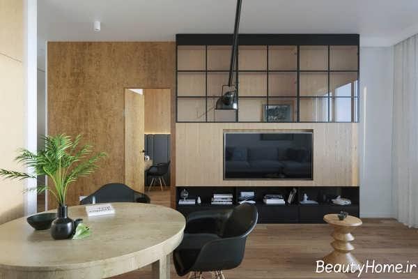 دکوراسیون خانه 60 متری مدرن