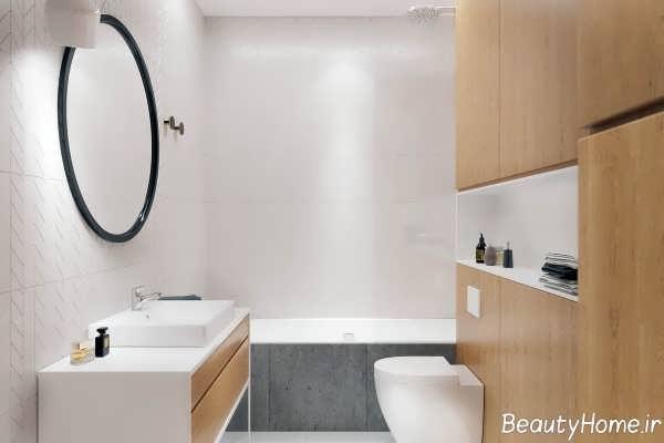 طراحی بی نظیر خانه آپارتمانی