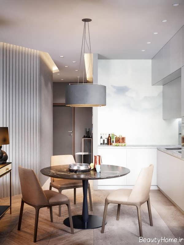 دیزاین داخلی خانه 60 متری