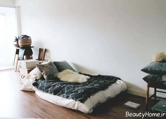 دیزاین زیبا و شیک اتاق خواب