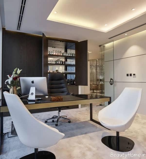 دیزاین دفتر املاک
