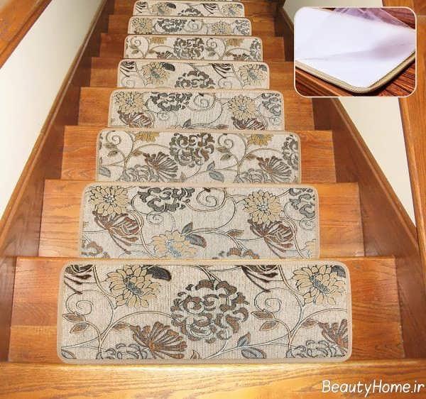 مدل فرش راه پله