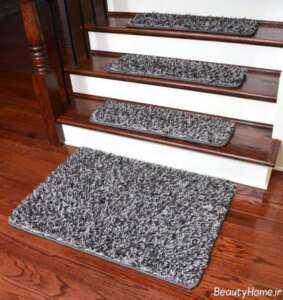 فرش نرم برای راه پله