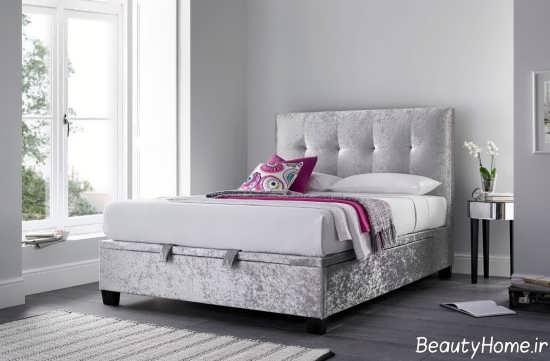 تخت باکس دار زیبا و شیک