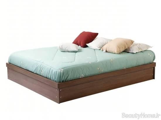 تخت خواب ام دی اف باکس دار