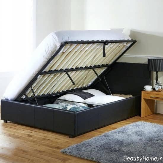 طرح تختخواب باکس دار