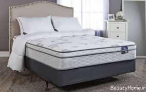 تخت باکس دار و زیبا