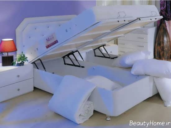 مدل تخت باکس دار