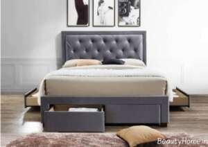 تخت خواب زیبا و باکس دار