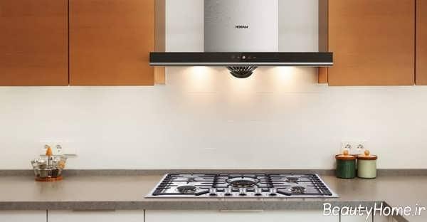 مدل هود زیبا برای آشپزخانه