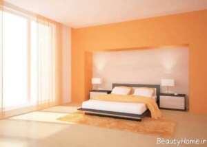 طراحی داخلی زیبا اتاق خواب