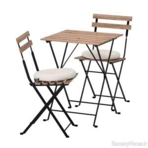 میز و صندلی تاشو برای فضای باز