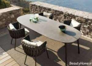 مدل میز و صندلی مخصوص تراس
