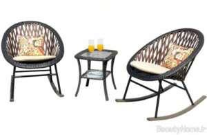مدل میز و صندلی برای تراس
