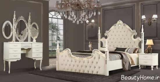 تخت خواب چستر زیبا و خاص