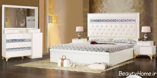 تختخواب شیک چستر