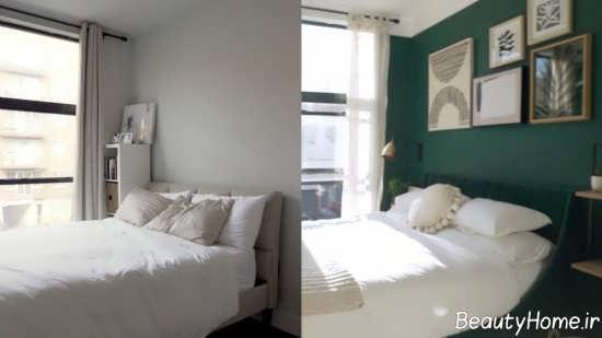 نحوه بازسازی اتاق خواب با روش های اصولی