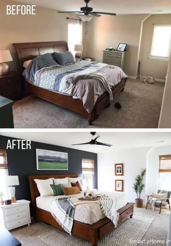 روش هایی برای تغییر در فضای اتاق خواب