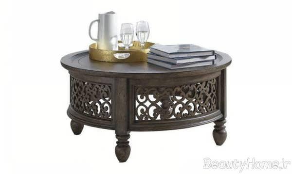 میز قهوه خوری کلاسیک