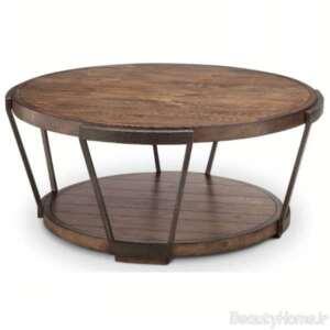 میز قهوه خوری چوبی و زیبا