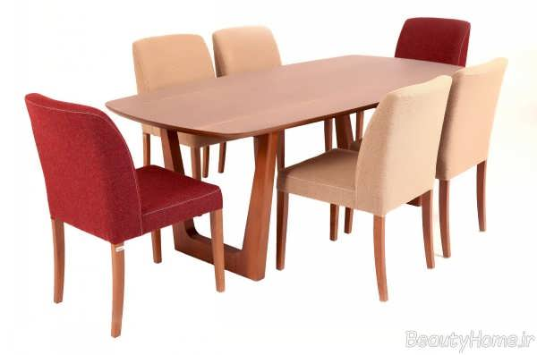 میز ناهارخوری ایرانی و مدرن