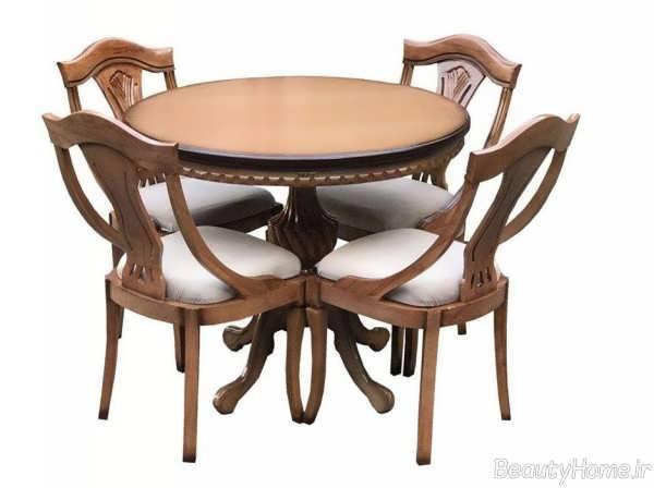 میز ناهارخوری زیبا و شیک
