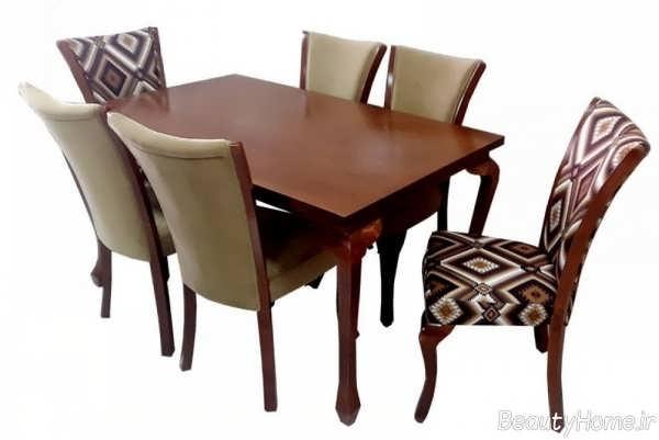 میز ناهارخوری ایرانی